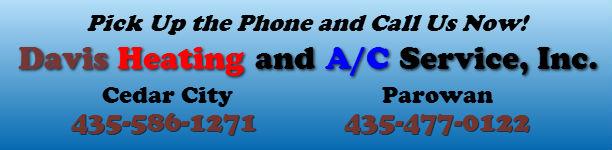 Davis Heating and A/C Service