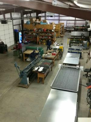 Davis Heating Cedar City Custom Shop
